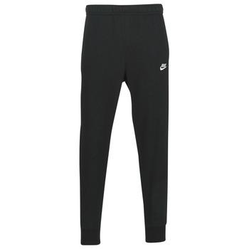 Kleidung Herren Jogginghosen Nike M NSW CLUB JGGR BB Schwarz
