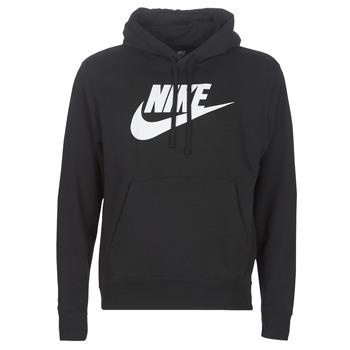 Kleidung Herren Sweatshirts Nike M NSW CLUB HOODIE PO BB GX Schwarz