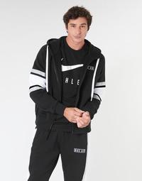 Kleidung Herren Sweatshirts Nike M NSW NIKE AIR HOODIE FZ FLC Schwarz