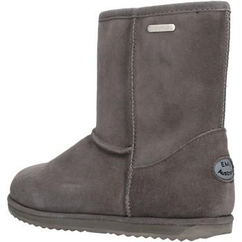 Schuhe Jungen Schneestiefel EMU - Stivale grigio K10773 GRIGIO