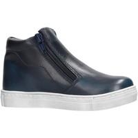 Schuhe Jungen Sneaker High Melania - Bikers blu ME2632D8I.C BLU