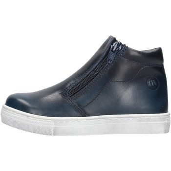 Schuhe Jungen Sneaker High Melania - Bikers blu ME2632D8I.C