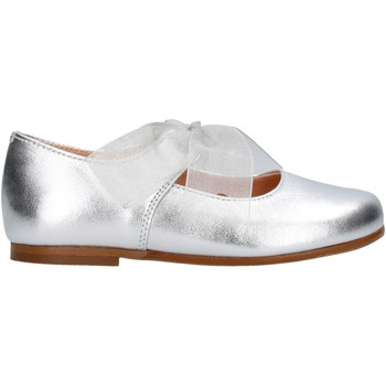 Schuhe Mädchen Sneaker Clarys - Ballerina argento 0954