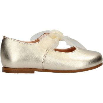Schuhe Mädchen Sneaker Clarys - Ballerina platino 0954