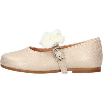 Schuhe Mädchen Sneaker Clarys - Ballerina platino 1150