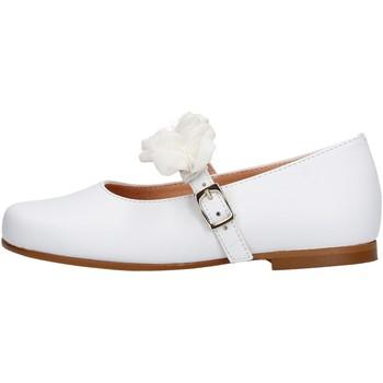 Schuhe Mädchen Sneaker Clarys - Ballerina bianco 1150