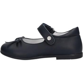 Schuhe Mädchen Sneaker Naturino - Ballerina 9101 blu 4524 BLU