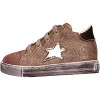 Schuhe Mädchen Low Boots Falcotto - Polacchino 9122 cipria SIRIO