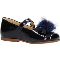 Schuhe Mädchen Sneaker Clarys - Bambolina blu 1134