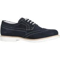 Schuhe Jungen Derby-Schuhe Melania - Inglesina blu camoscio ME2003D8E.X BLU