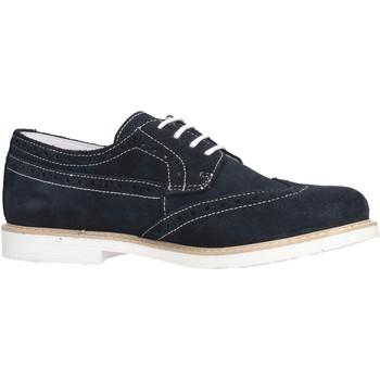 Schuhe Jungen Derby-Schuhe Melania - Inglesina blu camoscio ME2003D8E.X