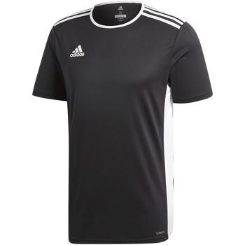 Kleidung Jungen T-Shirts adidas Originals - T-shirt nero CF1035 J NERO