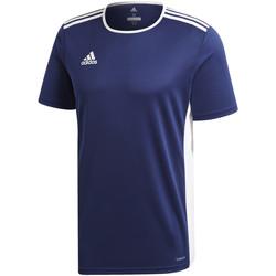 Kleidung Jungen T-Shirts adidas Originals - T-shirt blu CF1036 J BLU
