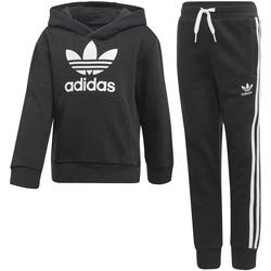 Kleidung Jungen Jogginganzüge adidas Originals - Tuta nero/bco DV2847