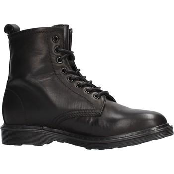 Schuhe Damen Boots Cult - Anfibio da Donna Nero in  CLE103079