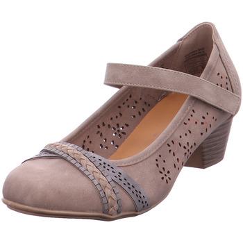 Schuhe Damen Pumps Jane Klain Pumps bis 50mm STONE 285