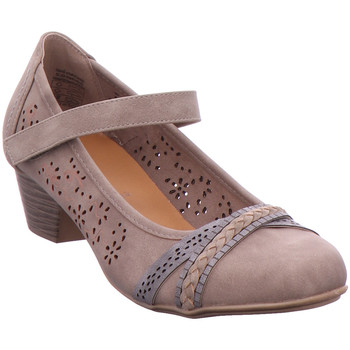 Schuhe Damen Pumps Idana Pumps bis 50mm STONE 285