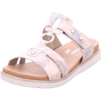 Schuhe Damen Pantoletten / Clogs Remonte Dorndorf - D4058-90 ice-multi/silver 90