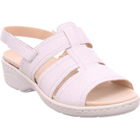 Schuhe Damen Sandalen / Sandaletten Caprice Woms Sandals SILVER FOIL 990