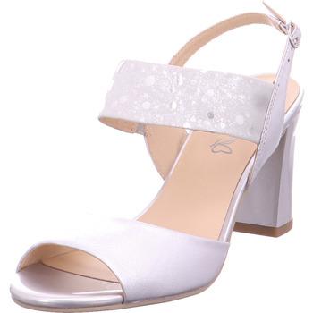 Schuhe Damen Sandalen / Sandaletten Caprice Woms Sandals SILVER COMB 943