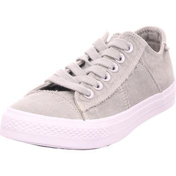 Schuhe Damen Sneaker Low Jane Klain Damen Leinen Sneaker LT. GREY 225