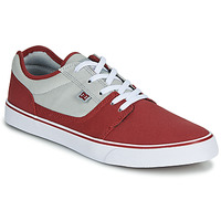 Schuhe Herren Sneaker Low DC Shoes TONIK TX Rot / Beige