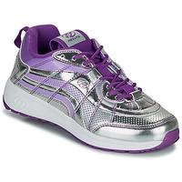 Schuhe Mädchen Rollschuhe Heelys NITRO Silbern / Violett