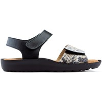 Schuhe Damen Sandalen / Sandaletten Dtorres Sandalen DORRES BLANES 06 Silber