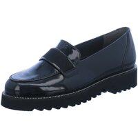 Schuhe Damen Slipper Paul Green Slipper Slipper 2543-005 schwarz