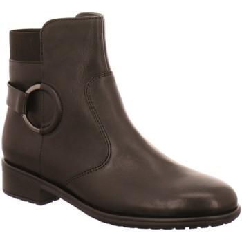 Schuhe Damen Boots Ara Stiefeletten Liverpool-St Stiefelette 12-49514-78 schwarz
