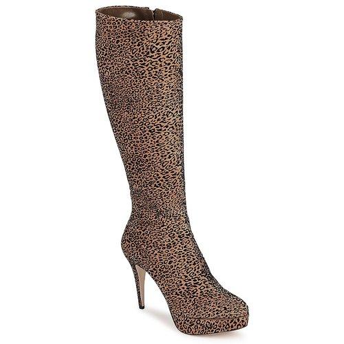 Sebastian FLOC-LEO Leopard Schuhe Klassische Stiefel Damen 311,60