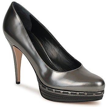 Schuhe Damen Pumps Sebastian TREDACCIAIO Grau