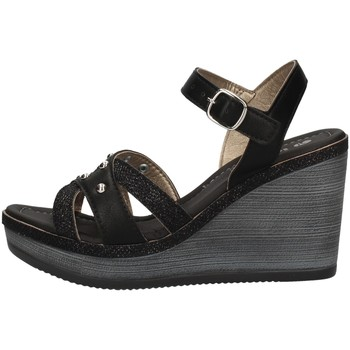 Schuhe Damen Sandalen / Sandaletten Inblu IK 2 BLACK