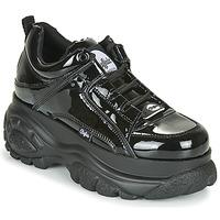 Schuhe Damen Sneaker Low Buffalo 1339 Schwarz