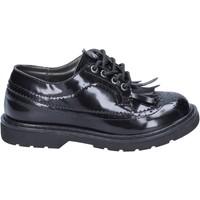 Schuhe Mädchen Derby-Schuhe Enrico Coveri elegante kunstleder schwarz