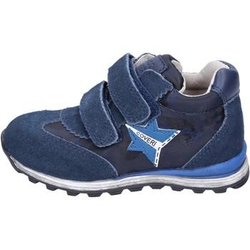 Schuhe Jungen Sneaker Low Enrico Coveri BR254 blau