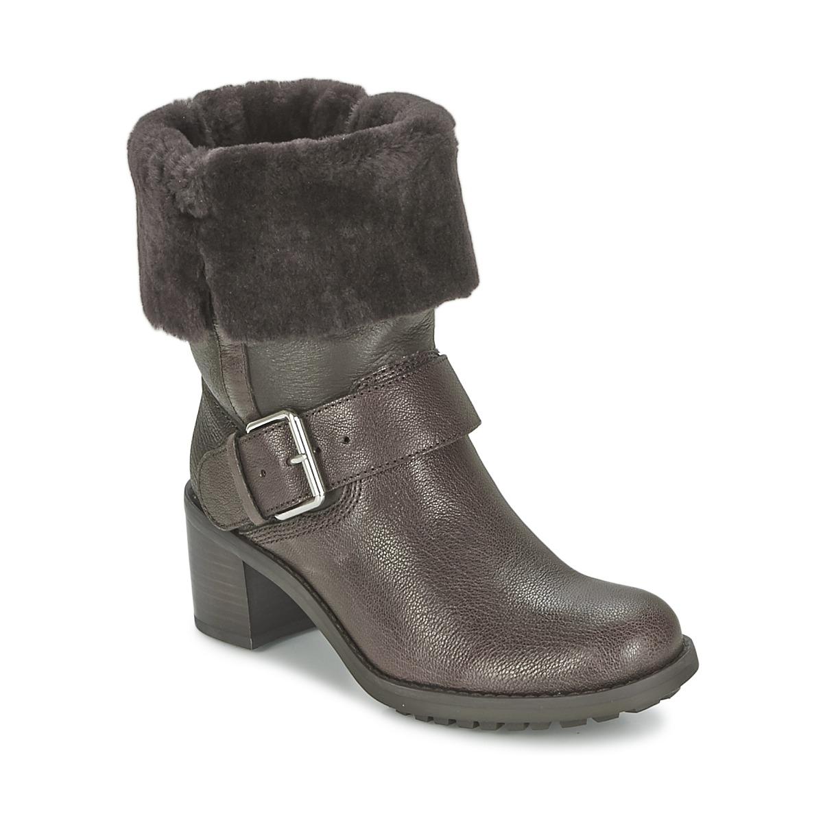Clarks PILICO PLACE Braun - Kostenloser Versand bei Spartoode ! - Schuhe Boots Damen 135,20 €