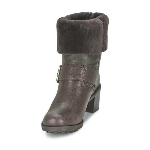 Clarks Schuhe PILICO PLACE Braun  Schuhe Clarks Boots Damen 135,20 bcd511