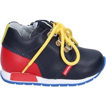 Schuhe Jungen Sneaker Low Balducci sneakers leder blau