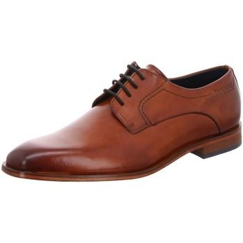 Schuhe Herren Derby-Schuhe & Richelieu Bugatti Business Milko 312752031100-6300 braun