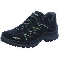 Schuhe Damen Fitness / Training Lowa Sportschuhe FERROX PRO GTX LO WS 320649 9915 schwarz