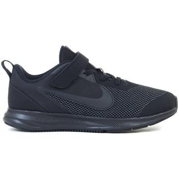 Schuhe Mädchen Sneaker Low Nike Downshifter 9 Psv Schwarz