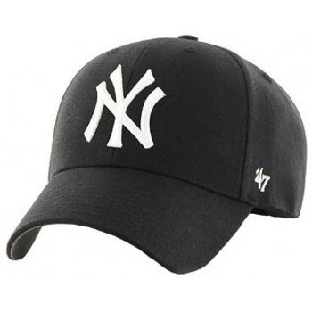 Accessoires Schirmmütze 47 Brand New York Yankees MVP Cap Schwarz