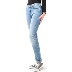 Kleidung Damen Röhrenjeans Wrangler Jeanshose  Slim Best Blue W28LX794O blau