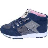 Schuhe Mädchen Sneaker High Lelli Kelly sneakers textil blau