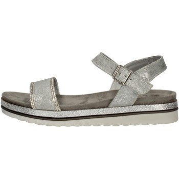 Schuhe Damen Sandalen / Sandaletten Inblu SA 16 SILVER