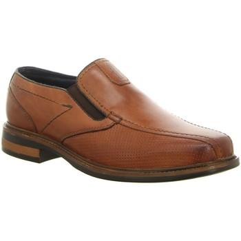Schuhe Herren Slipper Diverse Business 311152601100-6300 braun