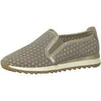 Schuhe Damen Slip on Jana Slipper 8-8-24704-20/347 beige