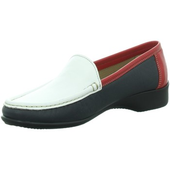 Schuhe Damen Slipper Longo Slipper Beq.bis25mm-Abs 1006439 1 bunt