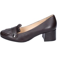 Schuhe Damen Pumps Susimoda pumps leder braun